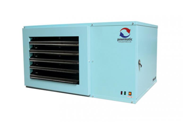 powermatic warm air heating repairs